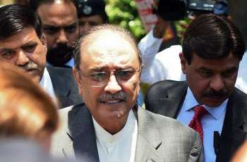 Islamabad Court Grants Bail to Ex-Pakistani President Zardari on Medical Grounds - Reports