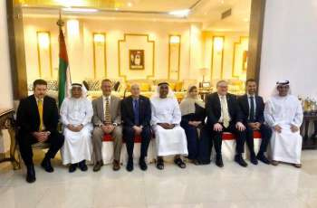 UAE working with Sudanese government to achieve Sudan's development, Al Ketbi tells Friends of Sudan Group