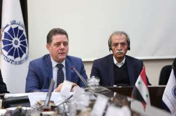 Eighteen Production Lines in Syria Resumed Operations in 2019 - Syria's Industry Minister Mohammad Maen Jazba