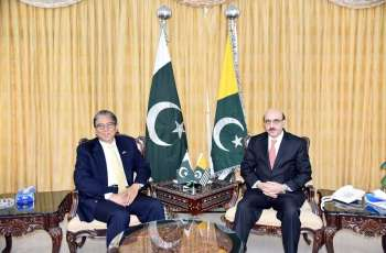 President AJK lauds Malaysia's principled stance on Kashmir