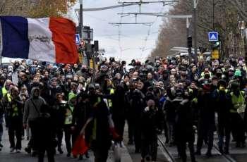 Paris Sees Third Anti-Pension Reform Rally in Past Week