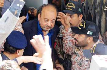 Agha Siraj Durrani allowed bail in assets beyond mean