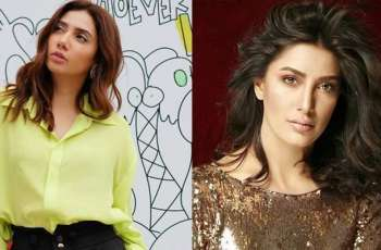Mehwish Hayat and Mahira Khan declared as the sexiest women of Asia