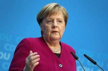 Merkel Says EU Leaders Welcomed Clarity of UK General Vote Outcome