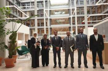 Sharjah Municipality learns about latest digital scanning vehicles in Netherlands