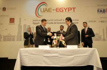 UAE and Egypt to strengthen trade relations, boost bilateral exports