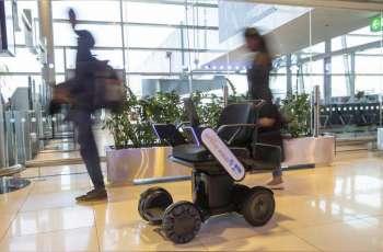 Etihad Airways, Abu Dhabi Airports complete trials of autonomous wheelchairs