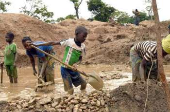 Rights NGO Files Suit Against Google, Apple, Tesla Over Forced Child Labor in Congo