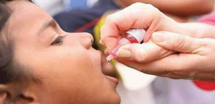 Anti Polio Drive in KP to be launched on Monday