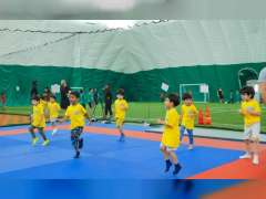 18 نشاطا رياضيا وترفيهيا ضمن فعاليات مخيم الفرسان الرياضي للأطفال الأحد المقبل