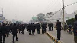 Lawyers go on strike to pressurize govt for release of those arrested in PIC attack