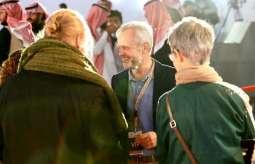 السفير الفنلندي يشيد بالمستوى المتطور لمهرجان الملك عبدالعزيز للصقور