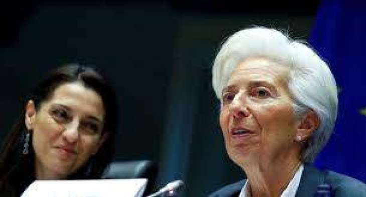 European Central Bank Chief Says Eurozone's Growth Remains Weak, Review of Strategy Needed