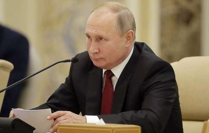Kremlin Confirms Putin's Meeting Dec 6 in Sochi With German Business Representatives