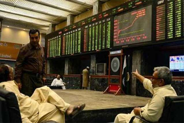 Stock market fluctuates after crossing 40,000-level