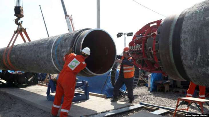 Nearly 97% of German Companies in Russia Support Nord Stream 2 Project - Study