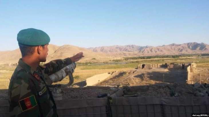 """مقتل ضابط برتبة الجنرال في الجیش الأفغاني اثر ھجوم لحرکة """" طالبان """" في أفغانستان"""