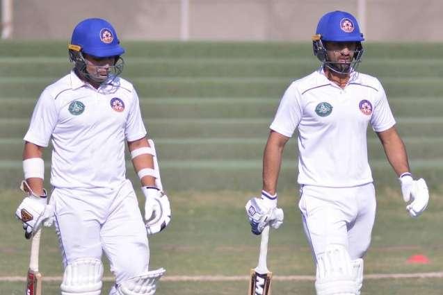 Runs galore at SBP stadium as Central Punjab secure vital points