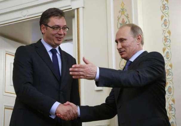 Putin, Vucic to Discuss Bilateral, Regional, International Issues Dec 4 - Kremlin
