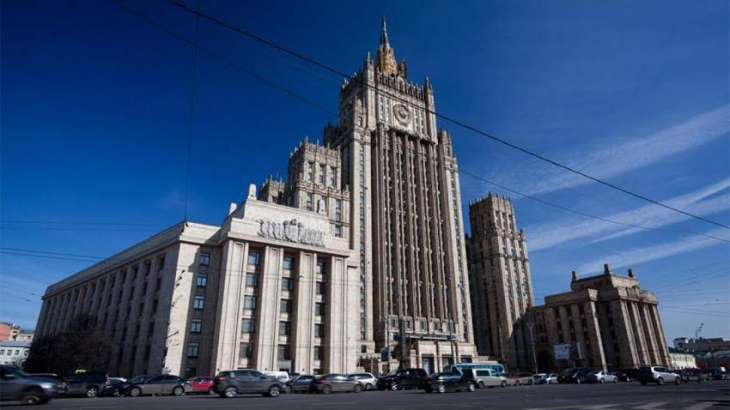 Moscow Forced to Respond to Germany Expelling 2 Russian Diplomats - Foreign Ministry
