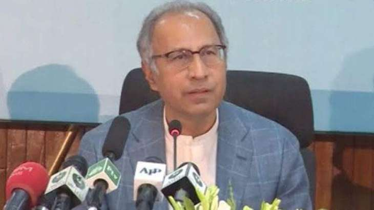 Stable outlook reflects world's confidence in Pak economy, Dr Hafeez Shaikh