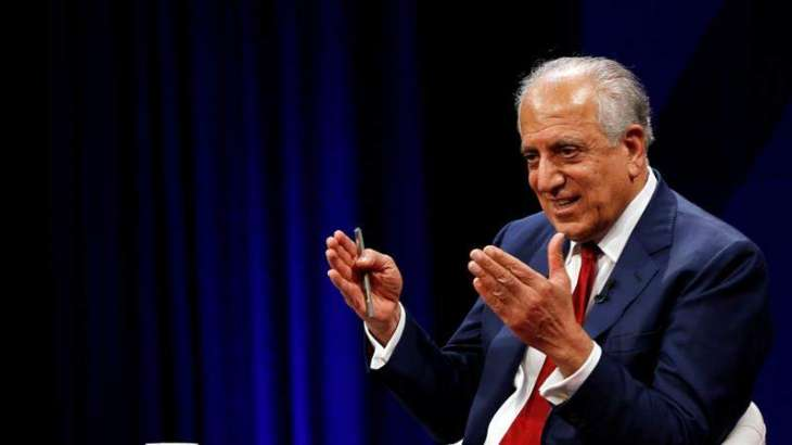 US Envoy Khalilzad Heads to Kabul, Doha for Peace Talks with Taliban - State Dept