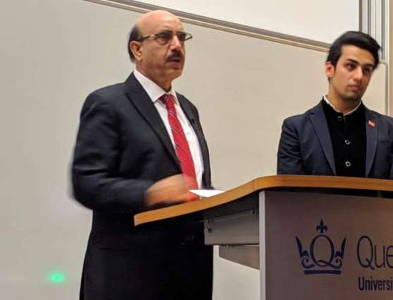 Time ripe for transition from statements to actions on Kashmir: Masood Khan