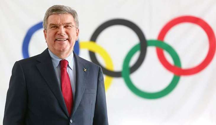 IOC President Says Committee Has No Reason to Doubt WADA Statements on Russia