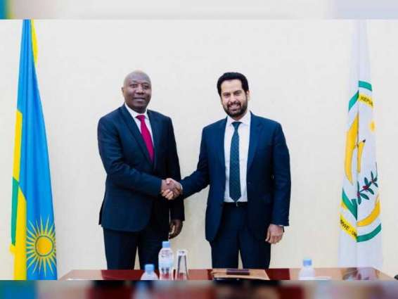 Rwandan PM discusses Human Fraternity Document with UAE Ambassador