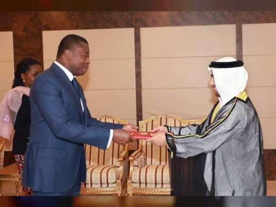 UAE Ambassador presents credentials to President of Togo