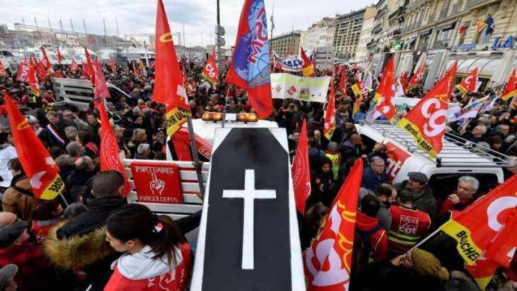 Transport Workers to Hold Anti-Pension Reform Strike in Paris Until Monday - Trade Union
