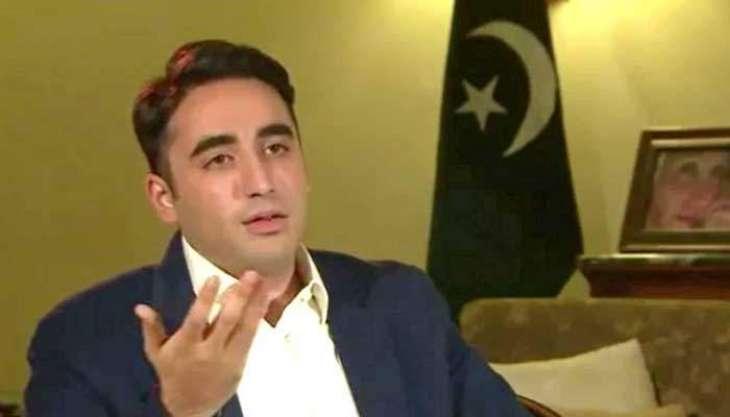Bilawal says PTI govt cannot alleviate problems of general public