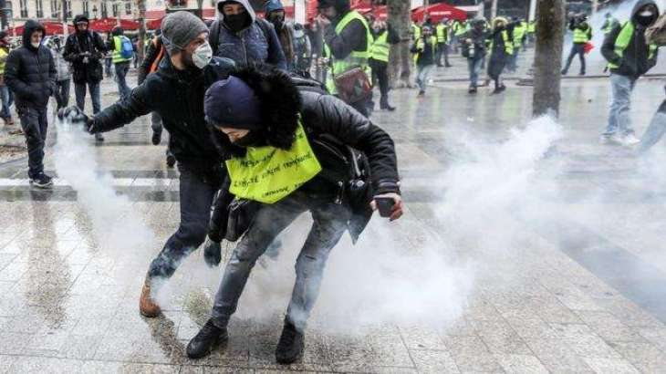 Paris Police Announce Security Measures Ahead of Massive Tuesday Rallies