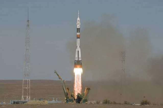 Russian Progress MS-13 Cargo Spacecraft With New Year Presents for Cosmonauts Docks at ISS