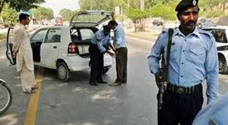 Capital police fail' to control crime