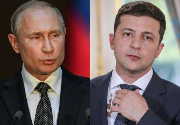 Zelenskyy, Putin to Meet Before Normandy Four Summit Press Conference - Kiev