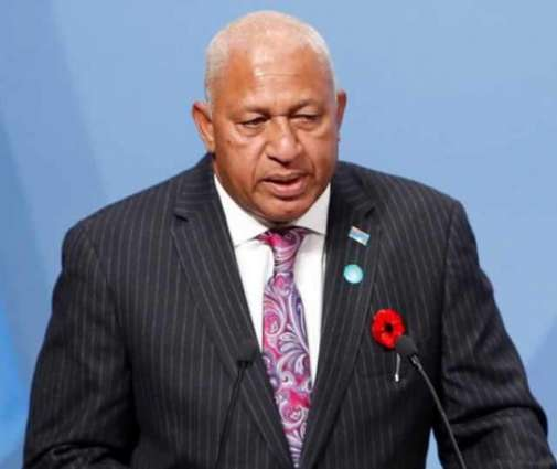 Fiji Prime Minister Urges Int'l Community to Give Up Fossil Fuels, Respect Paris Agreement