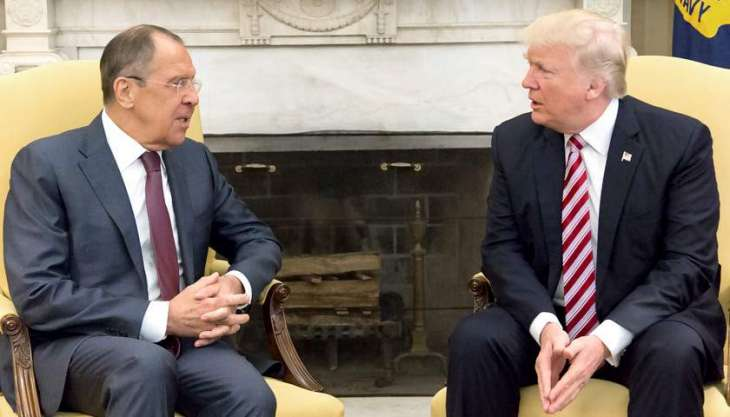 Trump, Lavrov Expected to Discuss Arms Control, National Security - White House