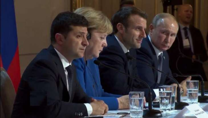 Modest Success of Normandy Summit in Paris Might Launch 'Real Hard Work' for Donbas Peace