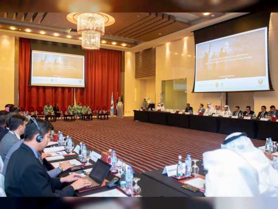 Fourth Meeting of Task Force on Combating Terrorism in MENA, Southwest Asia and Pacific regions Kicks Off in Abu Dhabi