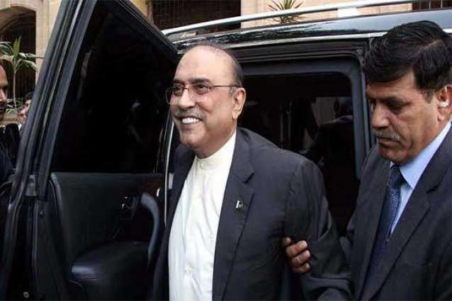 Islamabad High Court (IHC) grants bail to Asif Ali Zardari on medical grounds