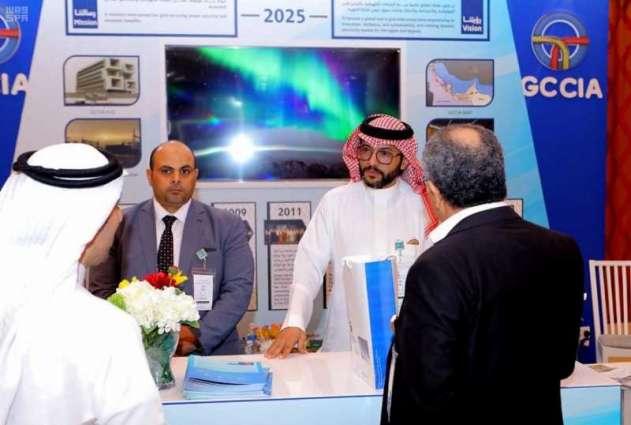 هيئة الربط الكهربائي الخليجي تشارك بالمؤتمر السعودي التاسع للشبكات الكهربائية الذكية