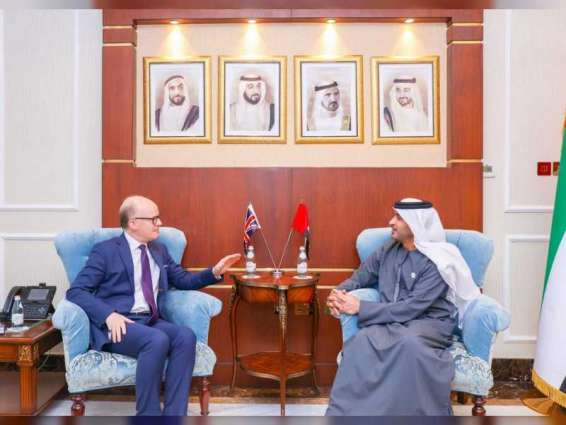 UAE Attorney-General receives British Director of Public Prosecutions