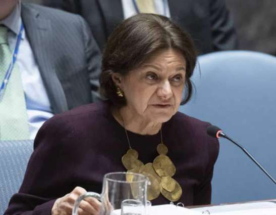 UN Under-Secretary DiCarlo to Visit Ukraine This Week - Statement
