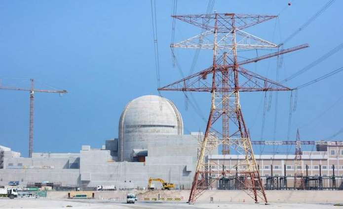 First Nuclear Plant in UAE Expected to Open in Early 2020 After Multiple Delays -Regulator