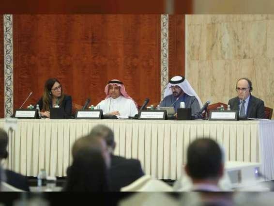 """بدء أعمال الاجتماع السنوي حول """"المعايير المصرفية العالمية والأولويات التشريعية والرقابية"""""""