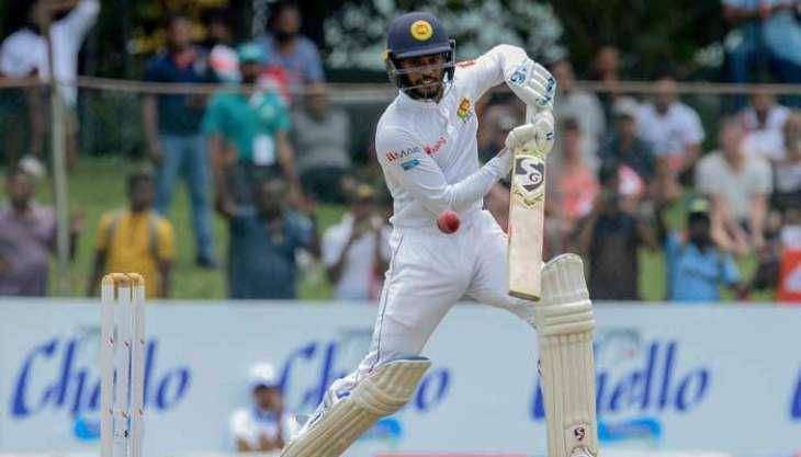 Rain stops first home test against Sri Lanka