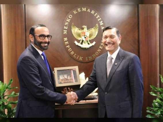 UAE, Indonesia discuss defence cooperation