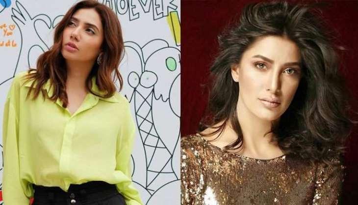 Mehwish Hayat and Mahira Khan declared as the sexiest women of Asia