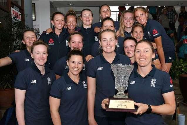 Rain ends third Pakistan v England Women's ODI in no-result